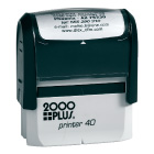 2000 Plus Printer 40 Delaware Notary Stamp